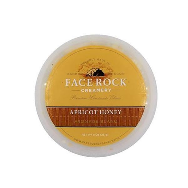Face Rock Creamery Apricot Honey Fromage Blanc - 8oz