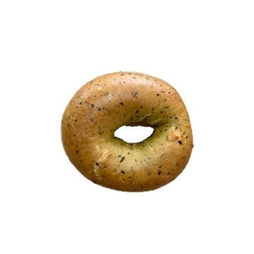 Henry Higgins Spinach and Roasted Garlic Bagels - 4 pack
