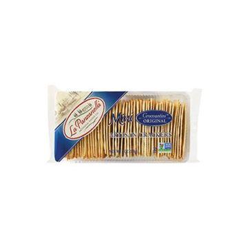 La Panzanella Mini Original Croccantini Crackers – 6 oz.