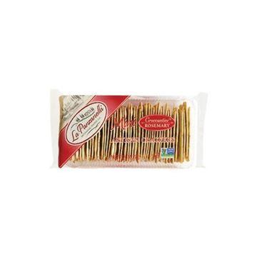 La Panzanella Mini Rosemary Croccantini Crackers - 6 oz.