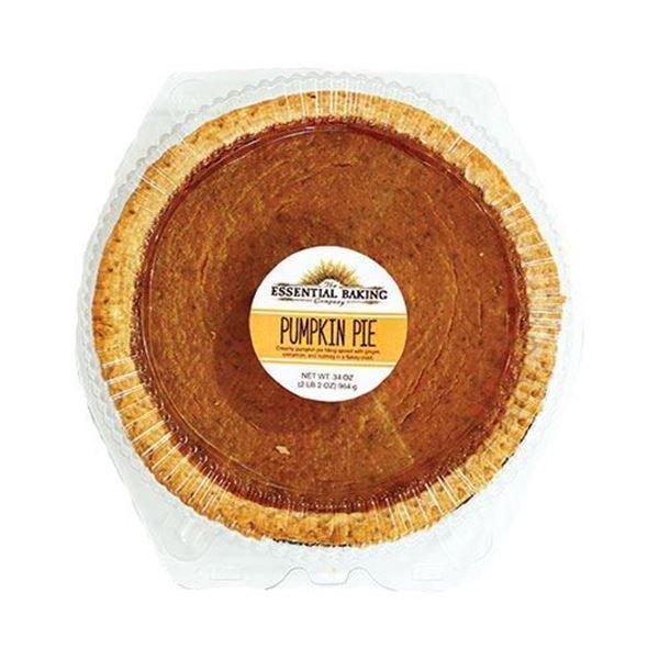 Essential Baking Company Pumpkin Pie – 9 in.