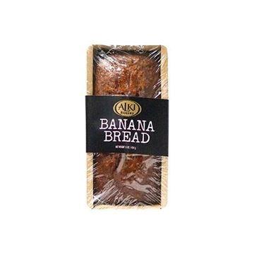 Alki Bakery Sweet Banana Bread - 16 oz.