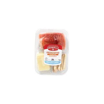 Creminelli Prosciutto, Mozzarella, & Grissini - 2 oz.