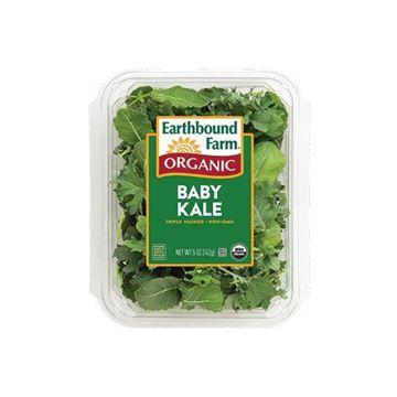Earthbound Farm Organic Baby Kale - 5 oz.