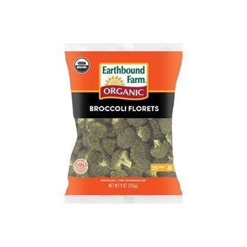 Earthbound Farm Organic Broccoli Florets - 9 oz.