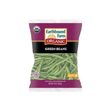 Earthbound Farm Organic Green Beans - 12 oz.