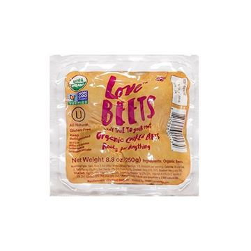 Love Beets Organic Cooked Beets - 8.8 oz.