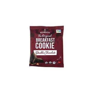Erin Bakers Double Chocolate Breakfast Cookie - 3 oz.
