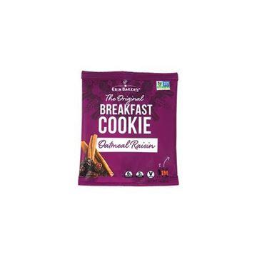 Erin Bakers Oatmeal Raisin Breakfast Cookie - 3 oz.