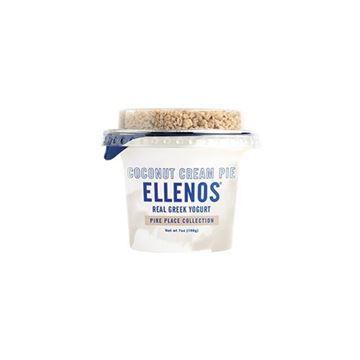 Ellenos Coconut Cream Pie Yogurt – 7 oz.
