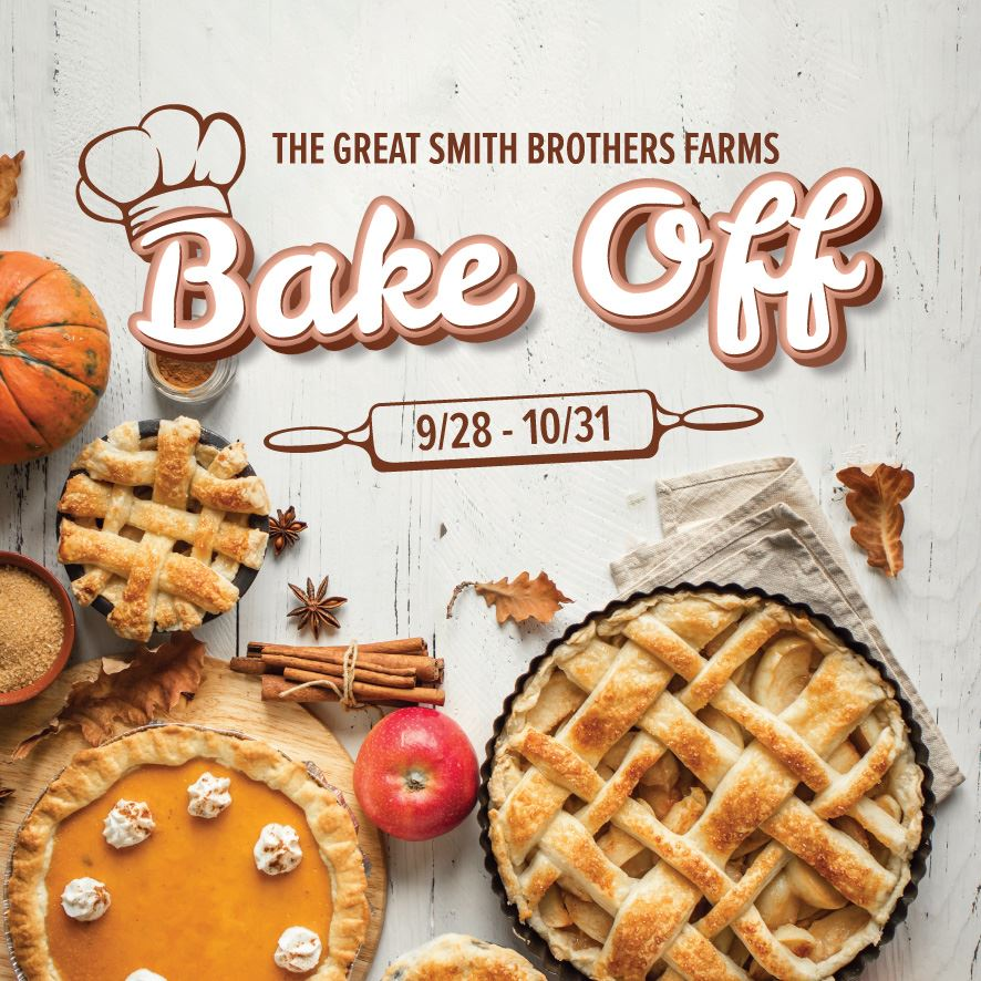 The Great Smith Brothers Farms Bake Off