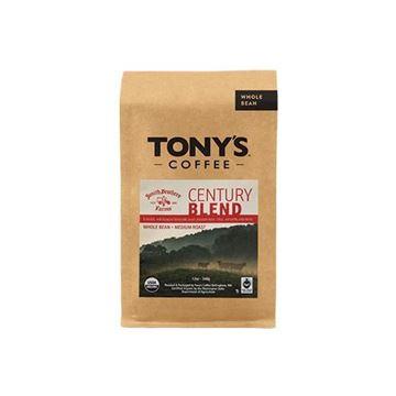 Tonys Century Blend Whole Bean Coffee - 12 oz.