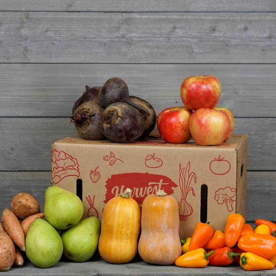Smith Brothers Farms Harvest Produce Box
