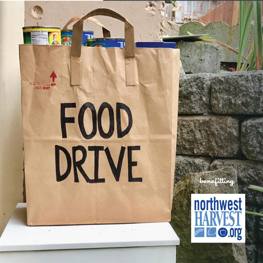 Northwest Harvest Food Drive