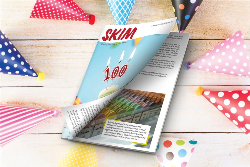 Smith Brothers Magazine SKIM February